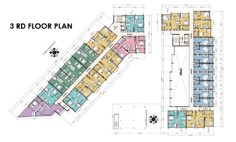 The regent bangtao Regent heights floor plan